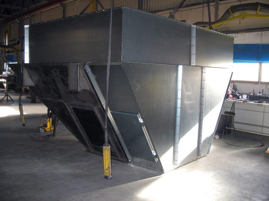 Walair Material separators